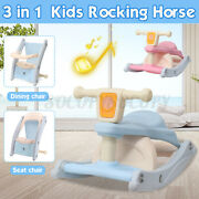Baby Feeding Chair Foldable Portable Highchair Seat Booster Eating Dinning Table