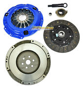 Fx Stage 2 Clutch Kit And Hd Flywheel For 1998-2003 Ford Escort Zx2 2.0l Dohc 4cyl