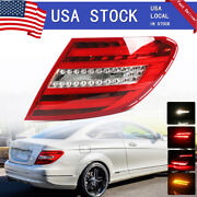 Right Tail Light For Mercedes-benz 2011-2014 W204 C Class C250 C300 C350 C63 Usa