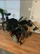 Power Wheelchair By Amy Systems Alltrack M3 Model - Excellent Condition