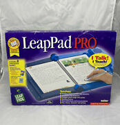 New Leap Pad Pro Learning System Factory Sealed