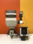 Vision Engineering Ts-3 W/ Ts3/227 Arc Lamp And Gp-kr222 Camera Stereo Dynascope