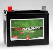 Sealed Battery For Allis Chalmers 1814 Riding Lawn Mower Tractor 2yr Warranty
