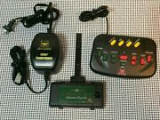 New Bright Holiday Express 2-wire Controller Track Clip And Transformer Match Set
