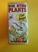 Venus Fly Trap Seeds Growing Kit - All In One Carnivorous Plant Growing Kit Gift