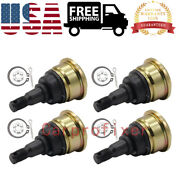 4x Ball Joints For Yamaha Raptor 700 700r Upper/lower Yfz450x 5lp-23579-00-00 Us