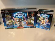 Ps3 Skylanders Imaginations Starter And Special Pack Game Included New Sealed