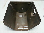 Vintage 60and039s Shopsmith Mark Vii Bottom Cover Motor Pan 501549 Solid Condition
