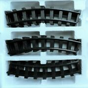 Polar Express Lionel Train 12 Pcs Curved Track.... G Scale 7-11022 Mint