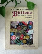 Antique And Collectible Buttons-identification/valuesvolume Iiwisniewskimint