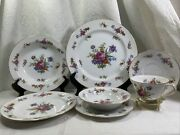 Vintage Sango China 7 Pieces Set Tea Collectible Made In Occupied Japan.