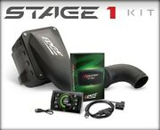Edge Products Cts3 Tuner Jammer Dry Cold Air Intake 01-04 Chevrolet Gmc Duramax