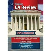 Passkey Ea Review Part 2 Businesses Irs Enrolled Agent Exam Study Guide 201