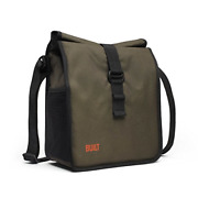 Built Ny Lbm02-olv Crosstown Stain Resistant Insulated Lunch Bag With Adjustable