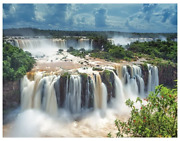 Puzzle Jigsaw 2000 Pieces Cardboard Waterfall Ravensburger Gift Landscapes