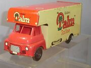 Vintage Wells Brimtoy Tinplate / Friction No.6xx  Palm Toffee Delivery Van