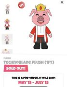 Technoblade Plush 1ft Youtooz Pre-order Ships May-june
