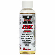 Rev-x Zddp Zinc And Phosphorus Oil Additive For Engine Break-in And New Camshafts