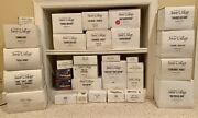 Dept. 56 Snow Village Lot Of 31 Including 17 Buildings And 14 Accessories