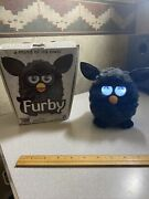 Rare Furby Black/gray 2012 Hasbro Good Condition A Mind Of Its Own