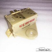 Nos 73-74 B-body 73-76 A-body A/c Heater Master Switch Ac Air Conditioning Truck
