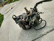 1969 33hp Johnson Outboard Power Head Complete From Freshwater Engine