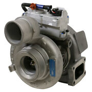 Rct Stock Replacement Turbo/new Vgt Actuator For 13-18 Dodge 6.7l Cummins Candc