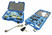 Timing Chain, Crankshaft And Fuel Injector Installation Tool Kit For Land Rover