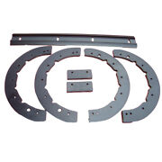 5 Sets Of Paddles And Scraper Bars Fit Mtd Snow Blowers - 2-cycle Single Stage