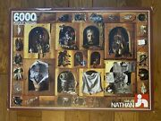 Rare New 6000 Nathan Puzzle The Craftsmen Masterpiece By Jacques Poirier 1987