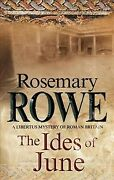 Ides Of June Hardcover By Rowe Rosemary Brand New Free Shipping