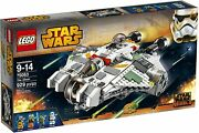 Lego 75053 Star Wars 2014 The Ghostrebels Ship Retired Set Discontinued New
