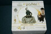Lord Voldemort And Nagini Dept 56 Harry Potter Village 6005623 Christmas Snow New