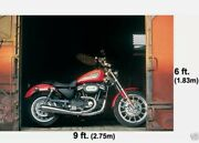 Giant Harley Davidson Motorcycles Wall Mural Sportster Box Car Wallpaper 6and039x9and039
