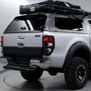 Vw Amarok Canopy 300kg Load Cap + Roof Top Tent For Hunting Camping Overland