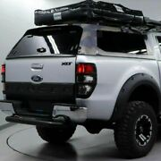 Fiat Fullback Canopy 300kg Load Capacity + Roof Top Tent For Hunting Camping