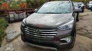 Driver Rear Side Door Electric Privacy Tint Glass Fits 13-18 Santa Fe 1457962