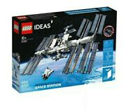 Lego Ideas International Space Station Iss 21321 Brand New Sealed