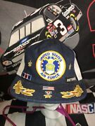 Vintage Air Force Snapback Trucker Hat Usa Made Blue White Rare