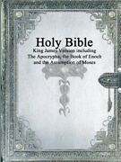 Holy Bible King James Version With The Apocrypha, The Book Of Enoch And The ...