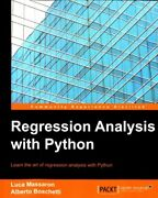 Regression Analysis With Python Learn The Art Of Regression Analysis With P...