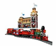 Disney Train And Station Exclusive Limited Edition Lego Power Up Set 71044