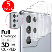 For Samsung Galaxy S21/s21 Plus/s21 Ultra Glass Camera Lens Screen Protector