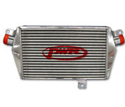 Pwr Fit Holden Commodore Vl 600x330x81 3 Out Intercooler