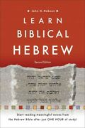 Learn Biblical Hebrew, Paperback By Dobson, John H., Brand New, Free Shipping