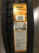 1 New 225 70 19.5 Lrg 14 Ply Continental Hsr+ All Position Tire
