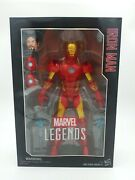 Marvel Legends Series Icons 12 Inch Iron Man Action Figure