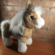 Baby Butterscotch Horse Pony Furreal Friends Interactive Plush Toy Works Video