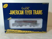 American Flyer 6-49028 Christmas Candy Cane Dump Operating Car