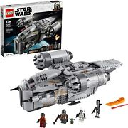 Lego 75292 Star Wars The Razor Crest With Minifigures - New Sealed Box